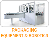 Packaging Equipment and Robotics Industry Product Uses