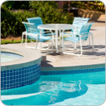 Pool and Spa Chemical tubing