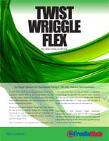 Marketing Campaign Collateral: Twist, Wriggle and Flex